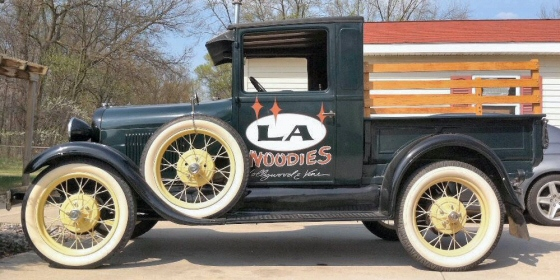 Photo of 1929 Ford 1/2 Ton Pickup Restored