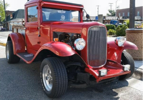 Photo of 1929 Ford 1/2 Ton Pickup Steel Street Rod