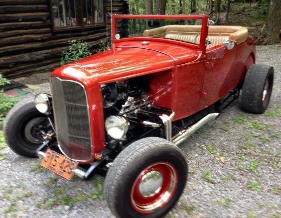 Photo of 1929 Ford Highboy Street Rod