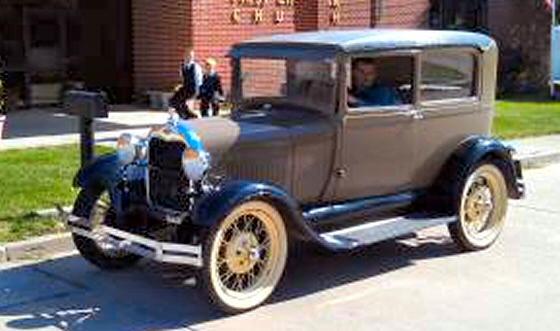 Photo of 1929 Ford Model A Restored