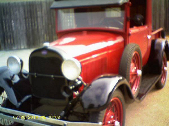 Photo of 1929 Ford Model A Pickup Truck Professionally Restored
