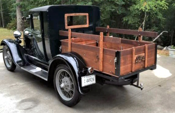 Photo of  1929 Ford Model A Pickup Truck Restored