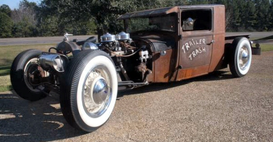 Photo of 1929 Ford Model A Pickup Rat Rod