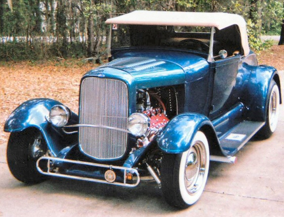 Photo of 1929 Ford Model A Chopped Restored Roadster Hot Rod