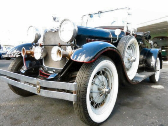 Photo of 1929 SHAY FORD MODEL A ROADSTER REPLICA WITH RUMBLE SEAT