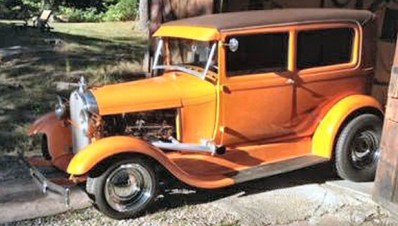 Photo of 1929 Ford Model A 2DR Street Rod
