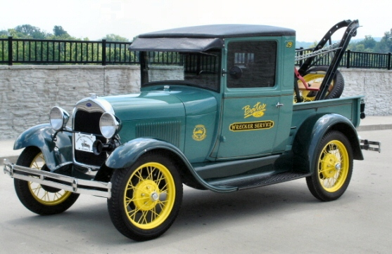 Photo of 1929 Ford Model A Wrecker