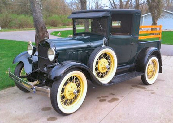 Photo of 1929 FORD PICKUP TRUCK
