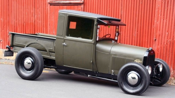 1929 Ford Pickup Street Rod