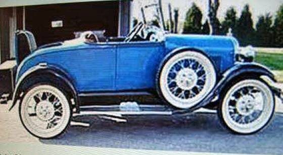 Photo of 1929 FORD ALL STEEL ROADSTER