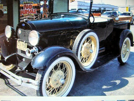 Photo of 1929 FORD  MODEL A ROADSTER PICKUP