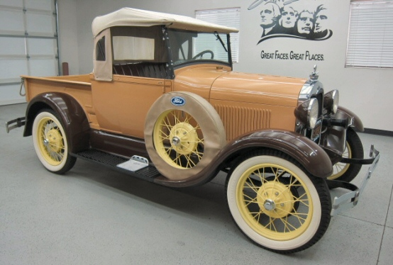 Photo of 1929 FORD  ROADSTER  PICKUP