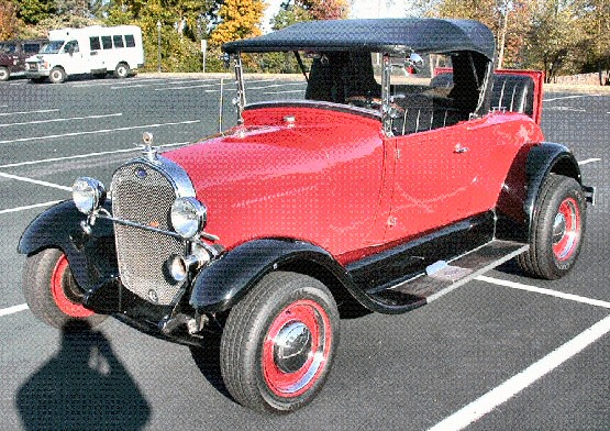 1929 Ford Roadster Street Rod