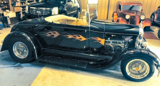 Photo of 1929 Ford Roadster Street Rod With 383 Stroker Motor