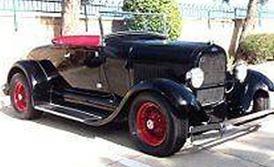 Photo of 1929 FORD ROADSTER HOT ROD/STREET ROD