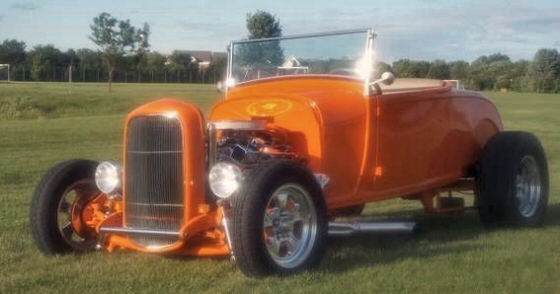 Photo of 1929 FORD ROADSTER STREET ROD, LIKE NEW