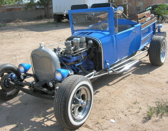 Photo of 1929 Ford Truck Hot Rod