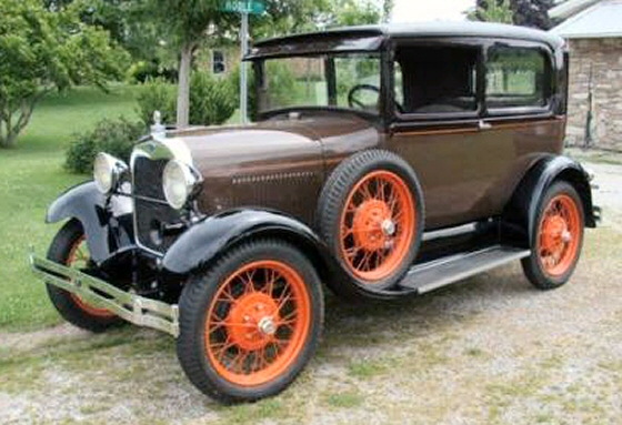 Photo of 1929 FORD TUDOR PROFESSIONALLY RESTORED