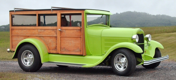 Photo of 1929 FORD WOODY WAGON STREET ROD