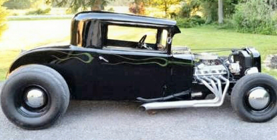 Photo of 1929 Pontiac Coupe Street Rod