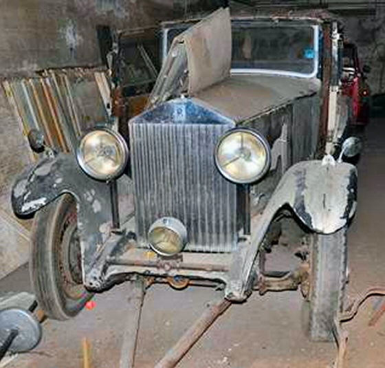 Photo of 1929 Rolls Royce Project Car