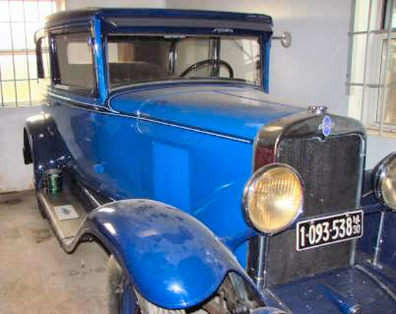Photo of 1930 Chevrolet 2DR Sedan Professionally Restored