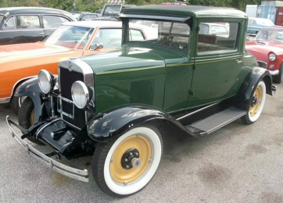Photo of 1930 Chevrolet 3 Window Coupe Older Restoration