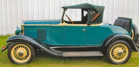 Photo of 1930 CHEVY ROADSTER