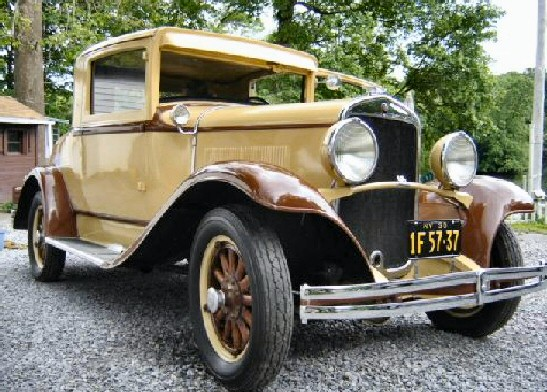 1930 Chrysler 66 Series