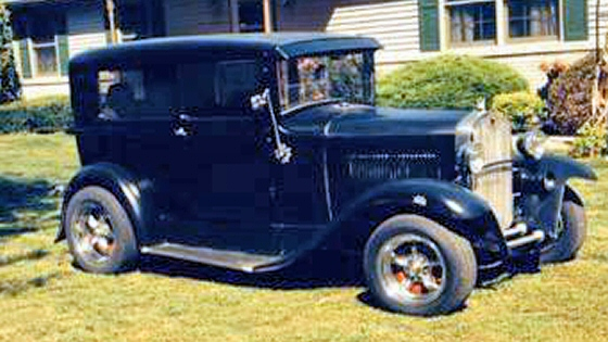 Photo of 1930 Ford Model A 2 DR Sedan All Steel  Street Rod