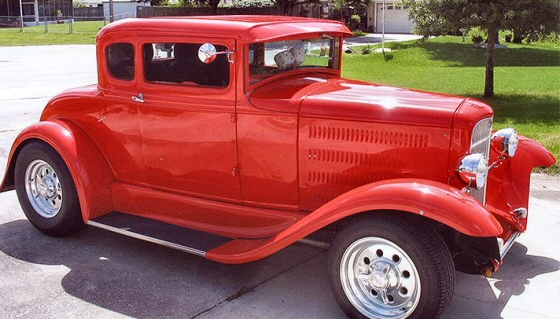 Photo of 1930 FORD MODEL A 5 WINDOW COUPE STEEL STREET ROD