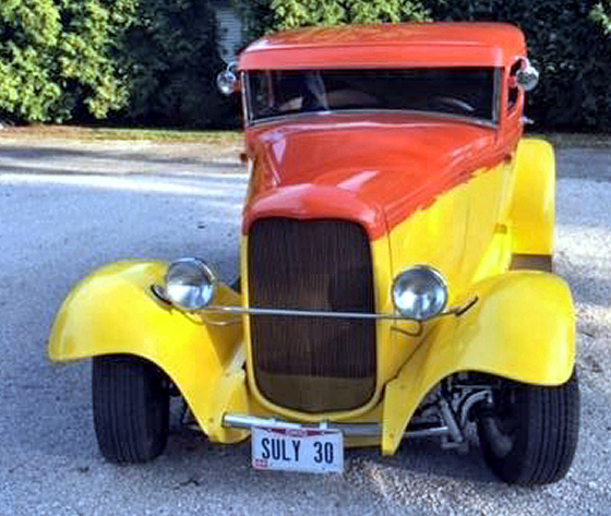 Photo of 1930 Ford 5 Window Coupe Street Rod