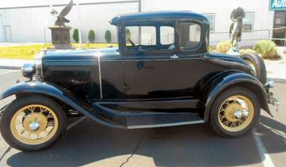 Photo of 1930 FORD COUPE