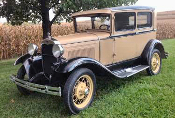 Photo of 1930 Ford Model A 2DR Sedan