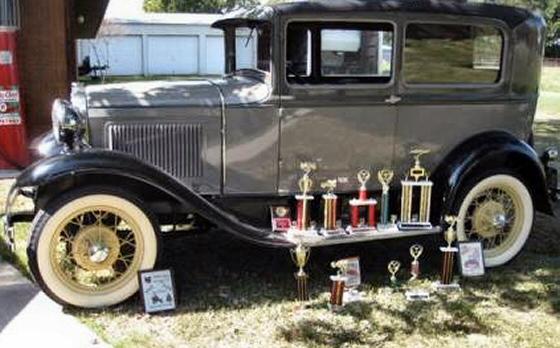 1930 model a ford 2 door sedan restored for 1930 ford model a two door sedan