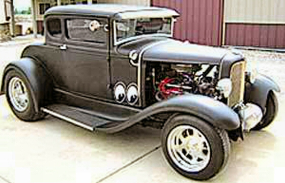 Photo of 1930 Ford Model A Coupe Steel Street Rod