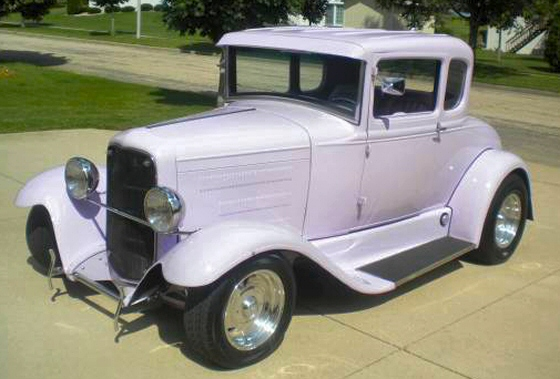 Photo of 1930 Model A Coupe Steel Hot Rod