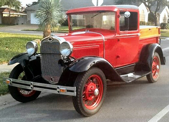 Photo of 1930 Model A Ford Pickup Truck