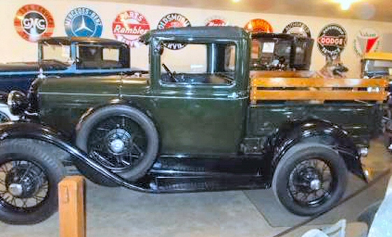 Photo of 1930 Ford Model A Pickup Truck Professionally Restored