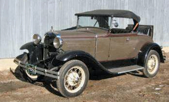 Photo of 1930 FORD MODEL A ROADSTER