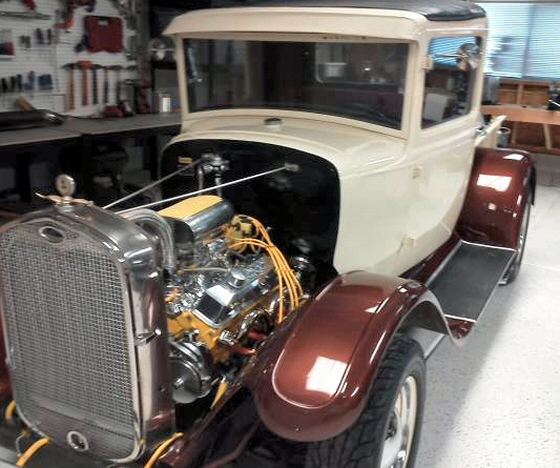 Photo of 1930 Ford Model A Pickup Roadster Steel Street Rod