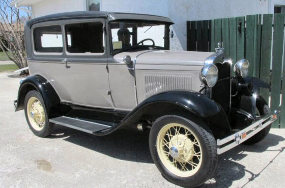 Photo of  1930  Ford Model A  Tudor  Fully Restored