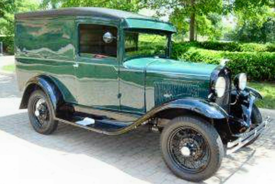 Photo of 1930 FORD PANEL DELIVERY TRUCK