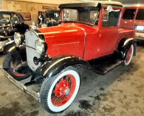 Photo of 1930 FORD PICK UP  RESTORED STOCK
