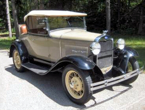 Photo of 1930 FORD STOCK ROADSTER