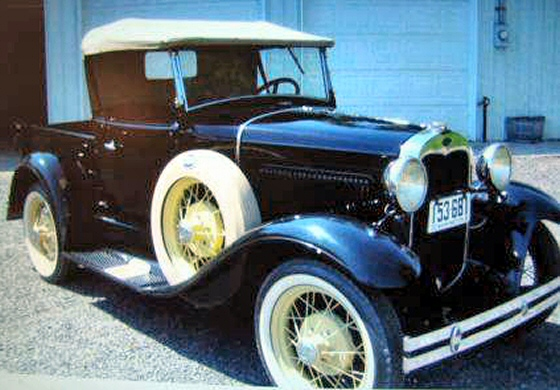 Photo of 1930 FORD ROADSTER/PICKUP ALL STEEL ORIGINAL