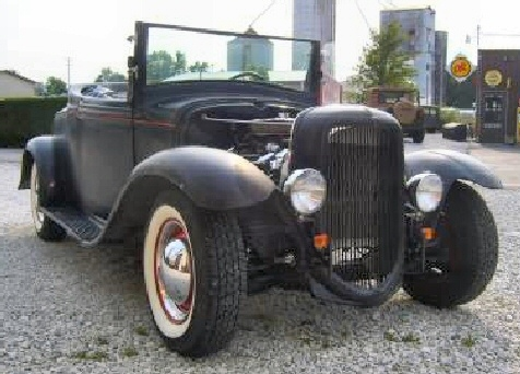 1930 Ford Roadster Street Rod