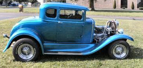 Photo of 1930 Ford 2DR Steel Chopped Street Rod