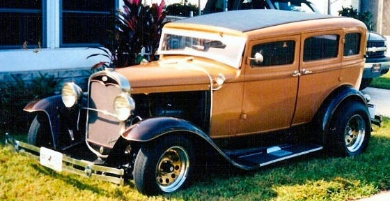 Photo of 1930 Ford Suicide Door Street Rod