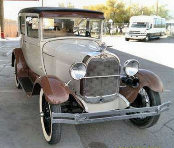 Photo of 1930 FORD TUDOR WITH NO RUST